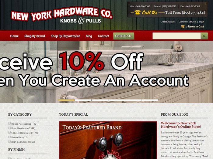 NY Hardware Online