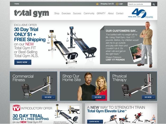 TotalGym.com