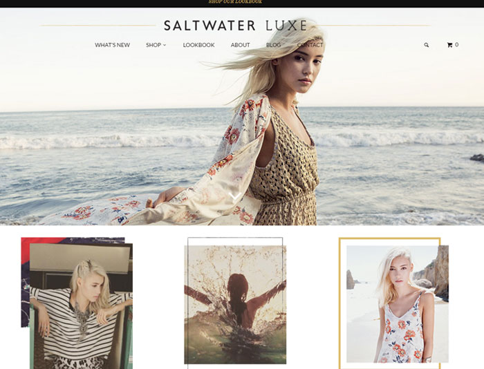 Saltwater Luxe