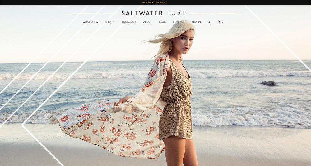 saltwaterluxe case study