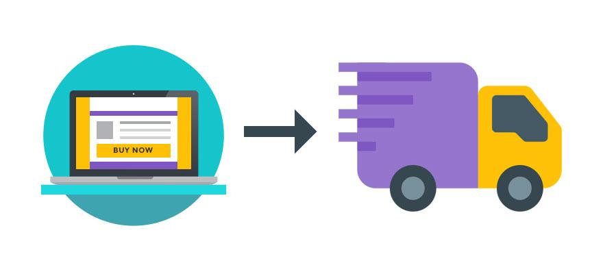 Αποτέλεσμα εικόνας για E-Commerce Shipping