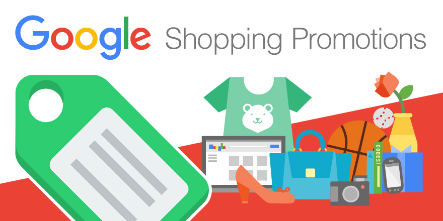 google shopping promotion